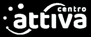 Logo Centro Medico Attiva bianco
